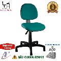 Cadeira para Costureira Ergonômica Profissional  Executiva Avançada com Inclinação do Encosto Cor Preta NR.17 - APERFLEX 2.5 PLUS
