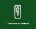 Clips para Camisa Sofisticado Retangular Embalagem C/1000 Clips